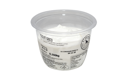 Caseificio Fiordilatte Milano Yogurt Greco
